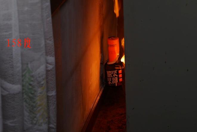 焰感式水基型自动灭火装置实验